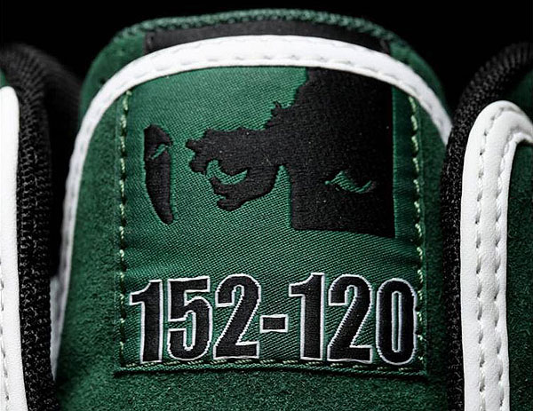 Kevin Garnett Custom High Tops